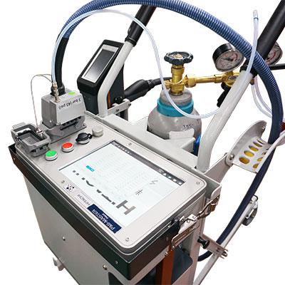 発光分光金属分析器PMI-MASTER S