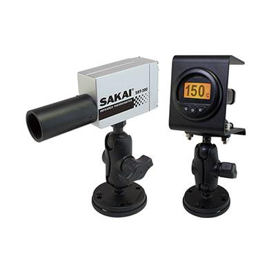 コンパクト赤外線放射温度計SRT-300