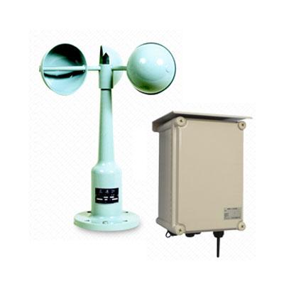 自己発電式無線風速計N-30SGR