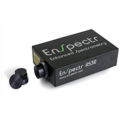 小型ラマン分光システムEnSpectr R532