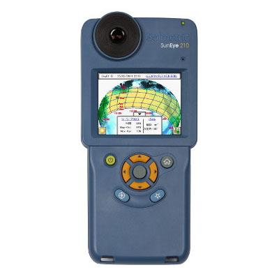 日影測定分析器SunEye210
