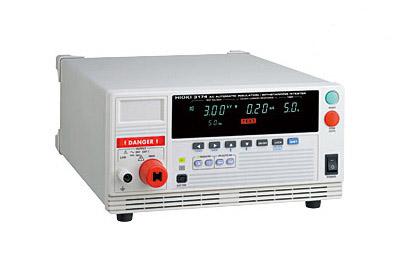 AC自動絶縁耐圧試験機3174-01