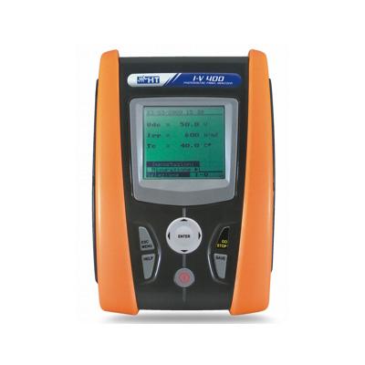 太陽電池I-VカーブトレーサーI-V400 / I-V400w