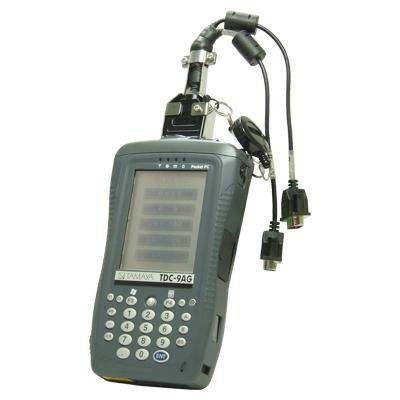 深浅ソフト搭載型データコレクタTDC-9AG
