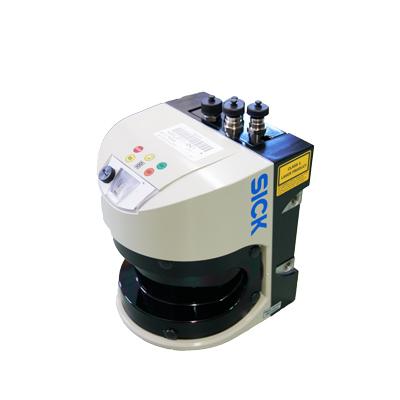 レーザーバリア警報監視システム LMS511