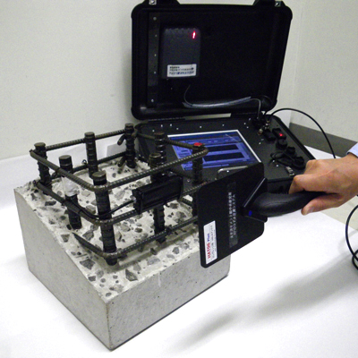 RFIDひずみ計測システムRFID-READER