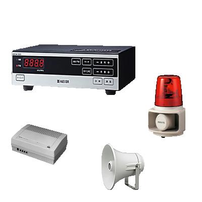 緊急地震速報機セットEEW100