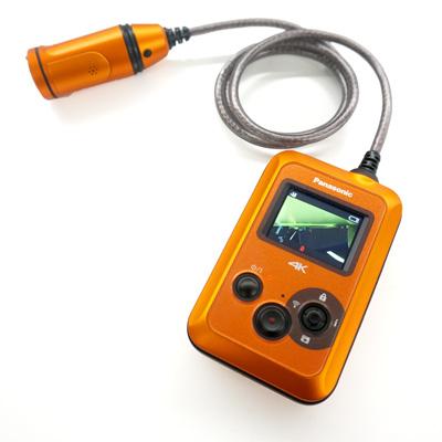 ウェアラブルカメラHX-A500