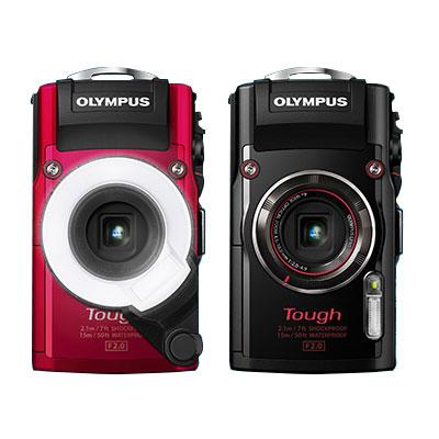 防水デジタルカメラTG-4