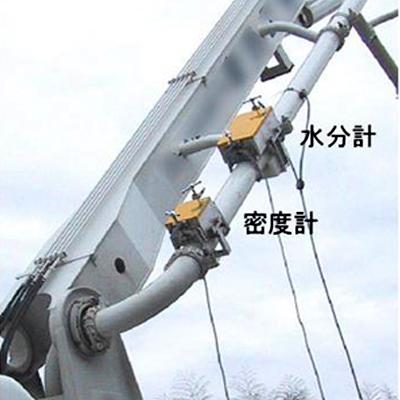 連続RIコンクリート水分計 COARA