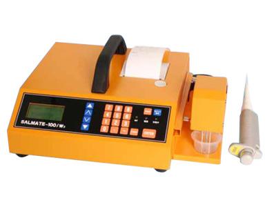 デジタル塩分測定器SALMATE100/Ws+s