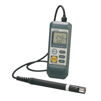 ハンディーデジタル温湿度計SK-110TRH TYPE1