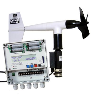 KADEC風向風速計セットKADEC-R-KAZE