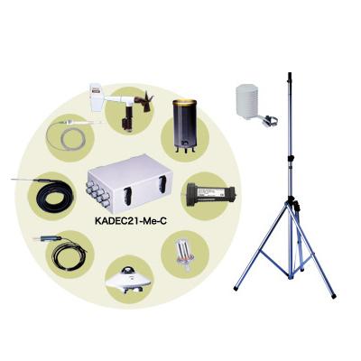 KADEC全天候測定セット♯CFカードKADEC21-ME-C