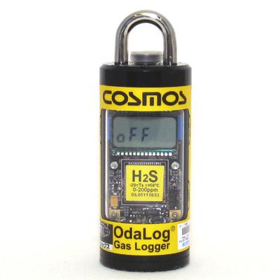 硫化水素ガス濃度データロガーOL