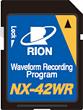 波形収録プログラム NX-42WR