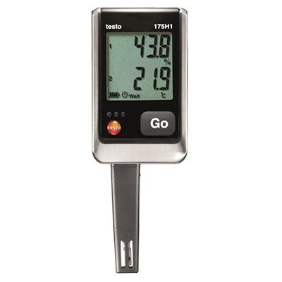 温湿度データロガー testo175-H1