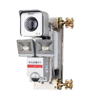 クラウド型監視カメラMAMORYMCF-PT02