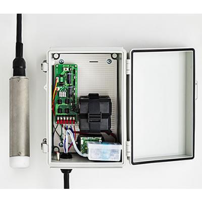簡易無線水位計water level