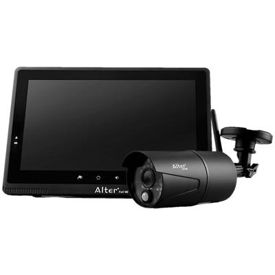 フルHD無線カメラ&モニターセットAFH-101