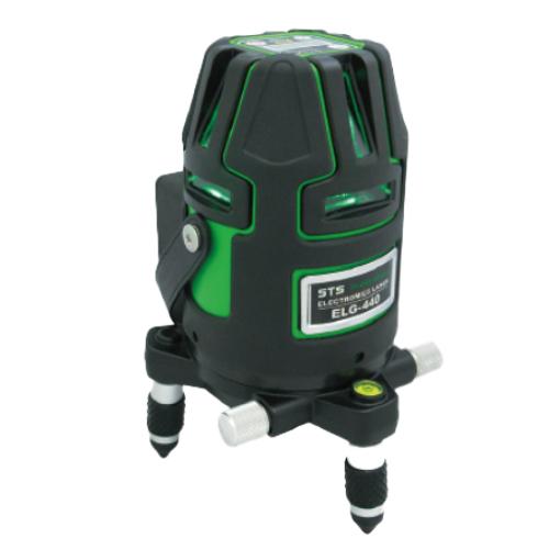 電子整準式フルライングリーンレーザーELG-440