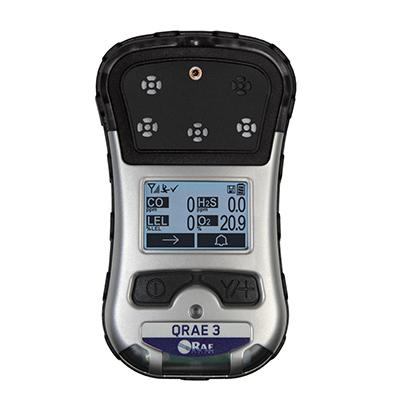 複合型ガス検知器QRAEⅢ